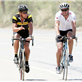 Matthew McConaughey, Lance Armstrong and Jake Gyllenhaal go for bike ride in Malibu, 2006 137869