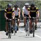 Matthew McConaughey, Lance Armstrong and Jake Gyllenhaal go for bike ride in Malibu, 2006 137871