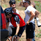Matthew McConaughey, Lance Armstrong and Jake Gyllenhaal go for bike ride in Malibu, 2006 137874