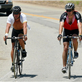 Matthew McConaughey, Lance Armstrong and Jake Gyllenhaal go for bike ride in Malibu, 2006 137877
