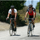 Matthew McConaughey, Lance Armstrong and Jake Gyllenhaal go for bike ride in Malibu, 2006 137878