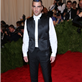 Zachary Quinto at the 2013 Costume Institute Gala 149695