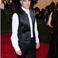Zachary Quinto at the 2013 Costume Institute Gala 149697