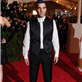 Zachary Quinto at the 2013 Costume Institute Gala 149699
