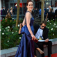 Michelle Dockery at the 2012 Emmy Awards  127210