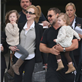 Nicole Kidman arrives with Russell Crowe and daughters and are met by Keith Urban in Sydney  138314