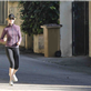 Nicole Kidman goes for a run in France 112223