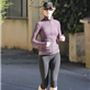 Nicole Kidman goes for a run in France 112224