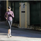 Nicole Kidman goes for a run in France 112226