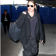 Brad Pitt arrives at LAX  135993
