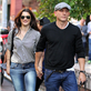 Rachel Weisz and Daniel Craig hold hands in New York  127481