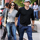 Rachel Weisz and Daniel Craig hold hands in New York  127487