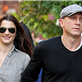 Rachel Weisz and Daniel Craig hold hands in New York  127488