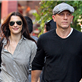 Rachel Weisz and Daniel Craig hold hands in New York  127490