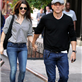 Rachel Weisz and Daniel Craig hold hands in New York  127491