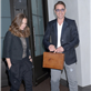 Robert Downey Jr and his wife Susan go to Mastro's for dinner 150110