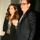 Robert Downey Jr and his wife Susan go to Mastro's for dinner 150111