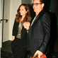 Robert Downey Jr and his wife Susan go to Mastro's for dinner 150112