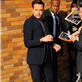 Robert Downey Jr. arrives at The Daily Show with Jon Stewart  148523
