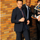 Robert Downey Jr. arrives at The Daily Show with Jon Stewart  148524