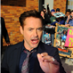 Robert Downey Jr. arrives at The Daily Show with Jon Stewart  148527