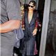 Rihanna leaves the Gansevoort Hotel Park Avenue in New York City 120395