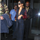 Rihanna leaves the Gansevoort Hotel Park Avenue in New York City 120397