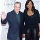 Robert De Niro and his wife at the New York premiere for Silver Linings Playbook 132097
