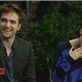 Robert Pattinson, Kristen Stewart, and Taylor Lautner are interviewed for MTV 131024