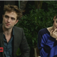Robert Pattinson, Kristen Stewart, and Taylor Lautner are interviewed for MTV 131027