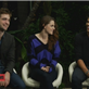 Robert Pattinson, Kristen Stewart, and Taylor Lautner are interviewed for MTV 131029