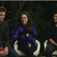 Robert Pattinson, Kristen Stewart, and Taylor Lautner are interviewed for MTV 131032