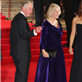 Prince Charles, Prince of Wales and Camilla, Duchess of Cornwall at the Royal World Premiere of Skyfall in London 130111