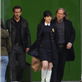 Ryan Reynolds, Jeff Bridges and Mary-Louise Parker filming scenes for the upcoming movie 'R.I.P.D' in downtown Los Angeles 132978