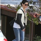 Sandra Bullock picks Louis up from school 150395