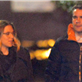 Scarlett Johansson and her new boyfriend Romain Dauriac out for dinner in New York City 133006