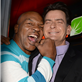 Mike Tyson and Charlie Sheen at the 'Scary Movie 5' premiere in Hollywood  146567