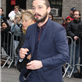 Shia LaBeouf arrives for his appearance on The Late Show with David Letterman  145388