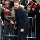 Shia LaBeouf arrives for his appearance on The Late Show with David Letterman  145391