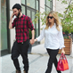 Tom Sturridge and Sienna Miller out in NYC 128795