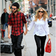 Tom Sturridge and Sienna Miller out in NYC 128798