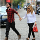 Tom Sturridge and Sienna Miller out in NYC 128801