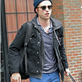 Robert Pattinson leaves his hotel in NYC 128816