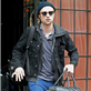 Robert Pattinson leaves his hotel in NYC 128817