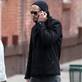 Alexander Skarsgard out in New York 140528