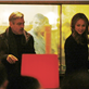 George Clooney and Stacy Keibler leaving Grill Royal restaurant in Berlin 144406