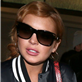 Lindsay Lohan arrives at LAX 145155