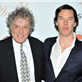 Tom Stoppard and Benedict Cumberbatch at The 39th Broadcasting Press Guild (BPG) Television and Radio Awards 143796