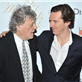 Tom Stoppard and Benedict Cumberbatch at The 39th Broadcasting Press Guild (BPG) Television and Radio Awards 143797