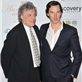 Tom Stoppard and Benedict Cumberbatch at The 39th Broadcasting Press Guild (BPG) Television and Radio Awards 143799